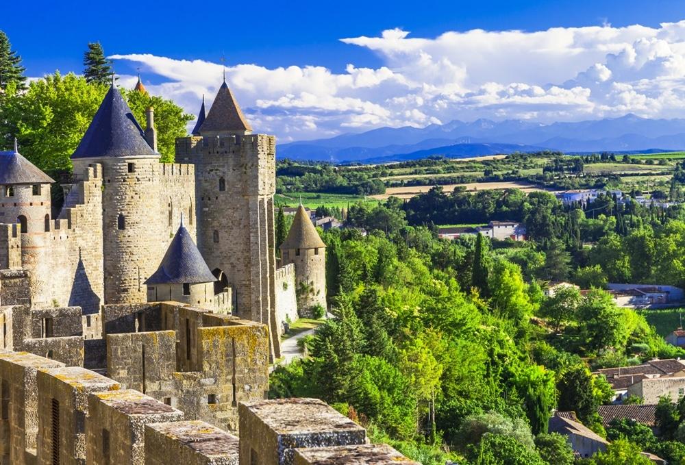 The Hotel de La Cite – Carcassonne, France