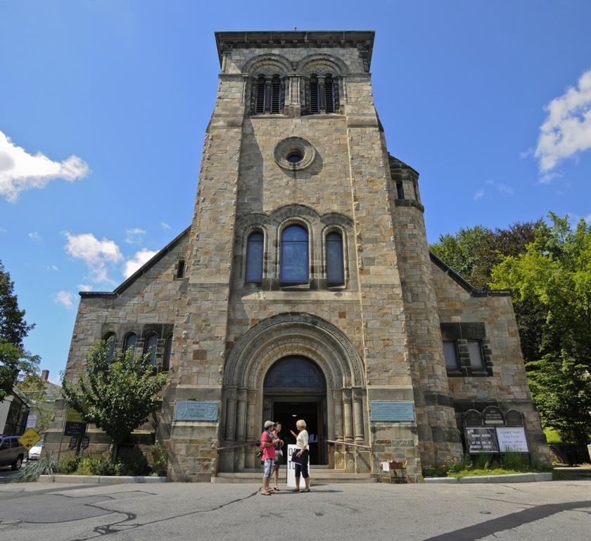 Massachusetts – First Parish Church of Plymouth