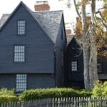 Tourico Vacations on Massachusetts - The Infamous House of the Seven Gables in Salem, Massachusetts
