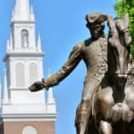 Tourico Vacations on Massachusetts - The Old North Church of Boston Massachusetts