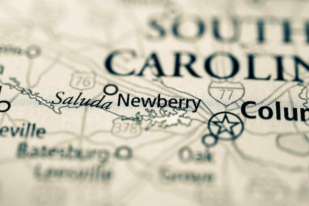 The Charming Small Town of Newberry, South Carolina