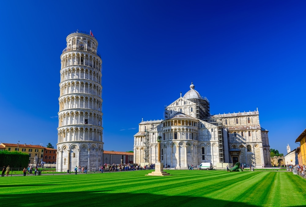 The History of the City of Pisa and its Leaning Tower – Pisa, Italy