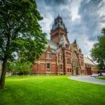Peabody Museum of Harvard University in Cambridge, Massachusetts