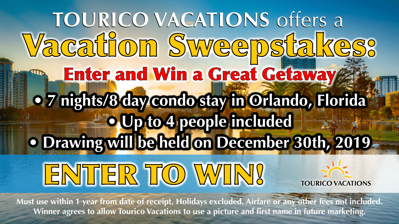 Vacation Sweepstakes: Enter and Win a Great Getaway